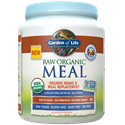 Picture of Garden of Life RAW Organic Meal Plant Protein Shake Vanilla Spiced Chai Flavor 16 Oz