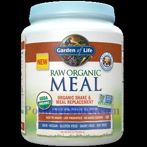 图片 Garden of Lifet牌有机替代餐系列植物蛋白粉奶昔 香草印度奶茶味 454克 14天用量