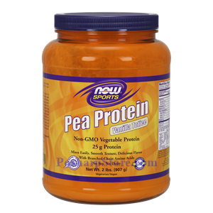 Picture of Now Foods Sports Pea Protein Powder Vanilla Flavor 2 Lbs