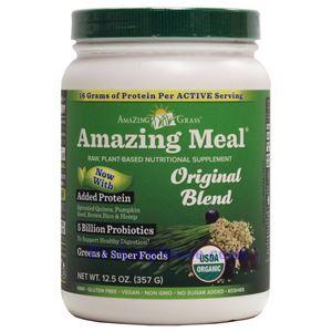 图片 Amazing Grass牌替代餐系列植物蛋白粉奶昔 原味 375克 15天用量