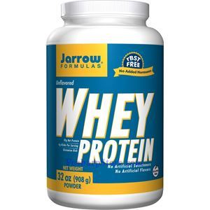 Picture of Jarrow Formulas Whey Protein French Unflavored 32 oz