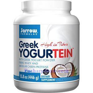 图片 Jarrow Formulas牌酸奶蛋白粉 椰奶味 446克 11天用量