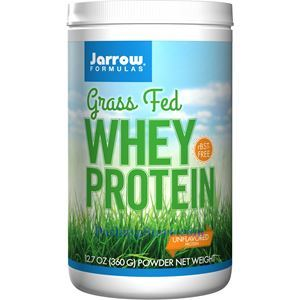 Picture of Jarrow Formulas Grass Fed Whey Protein Unflavored 12.7 Oz 15 Servings