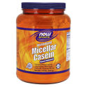 Picture of Now Foods Instantized Micellar Casein Powder Natural Unflavored 1.8 lbs