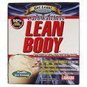 图片 Labrada牌CarbWatchers Lean Body健身增肌减脂系列高蛋白代餐奶昔 香草冰淇淋味 1300克 20小袋