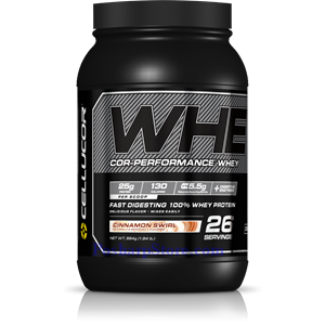 Picture of Cellucor COR-Performance Whey Protein Cinnamon Swirl 19.4 lbs 26 Servings