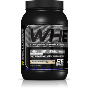 Picture of Cellucor COR-Performance Whey Protein Chocolate Chip Cookie Dough 2 lbs 26 Servings