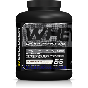 Picture of Cellucor COR-Performance Whey Protein Whipped Vanilla 4.07 lbs 56 Servings