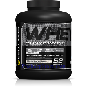 Picture of Cellucor COR-Performance Whey Protein Cookies & Cream 4.01 lbs 52 Servings