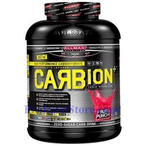 图片 ALLMAX 牌Carbion+系列高强度训练能量补剂 水果味 2270克 84次用量
