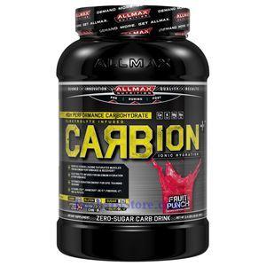 图片 ALLMAX 牌Carbion+系列高强度训练能量补剂 水果味 1080克 40次用量