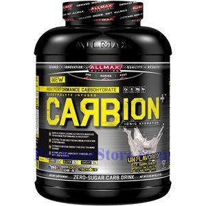 图片 ALLMAX 牌Carbion+系列高强度训练能量补剂 原味 2270克 84次用量