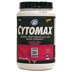 图片 CytoSport牌Cytomax运动耐力饮料 热带水果味 2040克 82次用量