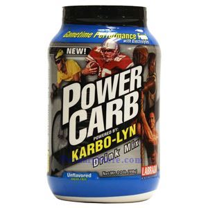 Picture of Labrada Power Carb Drink Mix Unflavored 2.2 lbs 42 Servings