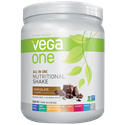 Picture of Vega One All-In-One Plant-Based Nutritional Protein Shake Chocolate Flavor 16 Oz 10 Servings