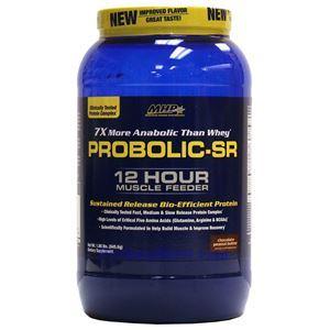 图片 MHP 牌Probolic-SR系列12小时缓释增肌增重蛋白粉 香草味 845克 28次用量