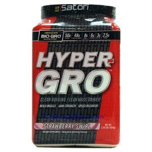 图片 iSatori 牌Hyper-Gro增肌系列快速增肌增重蛋白粉 草莓味 1024克 16次用量