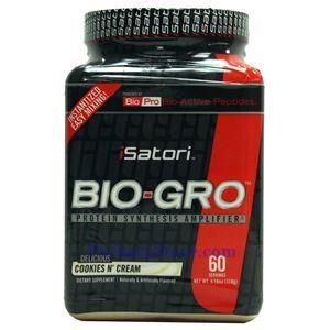 图片 iSatori 牌Bio-Gro系列建肌蛋白质合成催化剂 巧克力味 118克 60次用量
