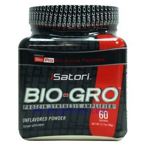 Picture of iSatori Bio-Gro Protein Synthesis Amplifier Unflavor 3.1 Oz 60 Servings