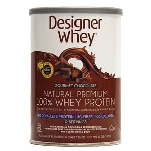 Picture of Designer Protein Designer Whey Protein Chocolate Coconut Flavor 12 Oz 12 Servings