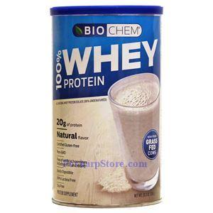 图片 Country Life 牌BioChem运动系列青草喂养分离乳清蛋白粉 原味 350克 14次用量