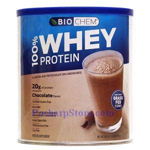 图片 Country Life 牌BioChem运动系列青草喂养分离乳清蛋白粉 巧克力味 878克 28次用量