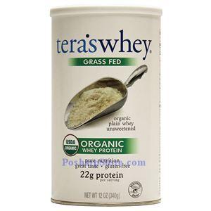 图片 Tera's Whey 牌有机系列青草喂养乳清蛋白粉 原味 340克 12份用量