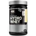 Picture of Optimum Nutrition Platinum Hydrowhey Hydrolyzed Whey Protein Isolates Vanilla 1.75 Lb 20 Servings